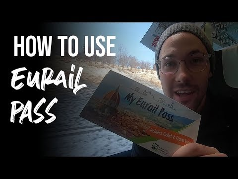 HOW TO USE EURAIL PASS + LONGEST TRAIN TRAVEL DAY YET // Belgium, Brussels