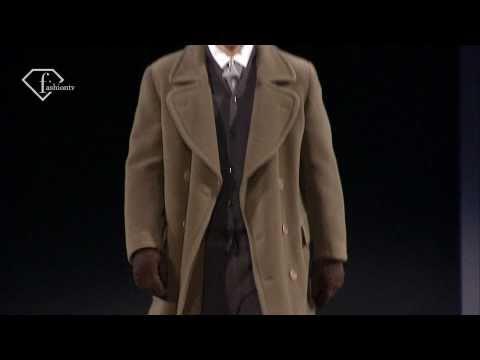 fashiontv – Giorgio Armani Men Fall 2011 Full Show Milan Men's Fashion Week – fashiontv | FTV.com