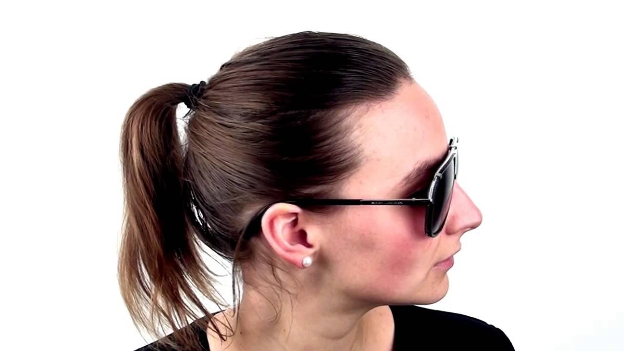 2d2c85b4f1c0 Marc Jacobs MJ 305 S 010 5M Sunglasses - VisionDirect Reviews - YouTube