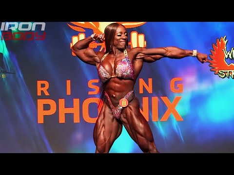 "2019 Arizona Pro Posing ""Margie Marvelous"" & Rising Phoenix Women's Bodybuilding World Championship"