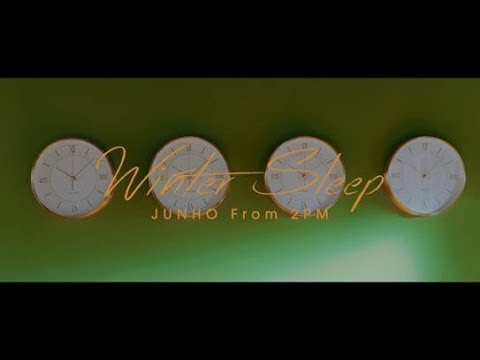 JUNHO (From 2PM) 『Winter Sleep』ミュージックビデオ