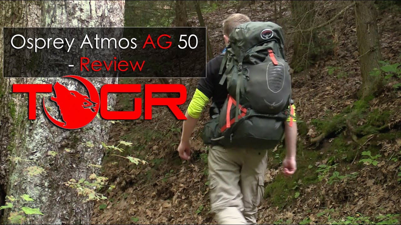 7e7dea722c77 One of the Best Backpacks! - Osprey Atmos AG 50 - Review - YouTube