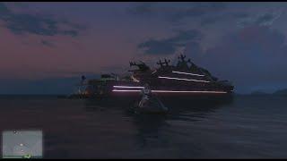 Yacht De Luxe En Mode Tuning | GTA V ONLINE