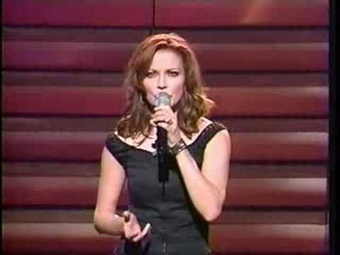 MARTINA MCBRIDE - LOVES THE ONLY HOUSE WHATEVER YOU SAY