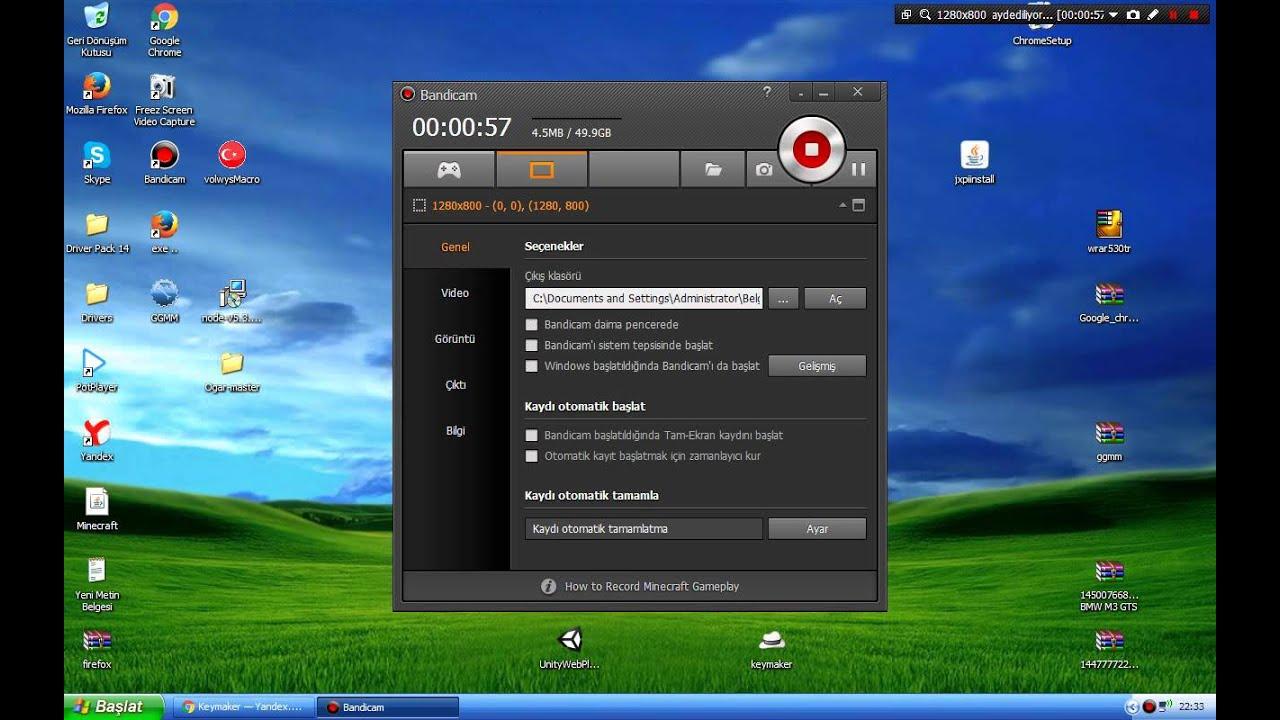 Bandicam Crack and Key Full Version Download Crack 81