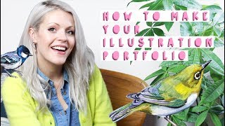 How To Make An Amazing Illustration Portfolio