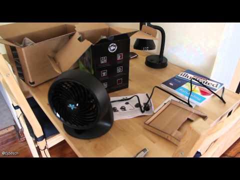 vornado fan cleaning instructions