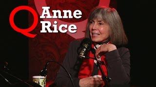 Anne Rice on her return to vampires