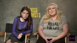 "Anna Kendrick and Rebel Wilson chat with Joi about ""Pitch Perfect 3"""