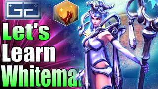HOTS Whitemane Guide of Abilities and Talents! (Q) Build MAY Be OP?! Let