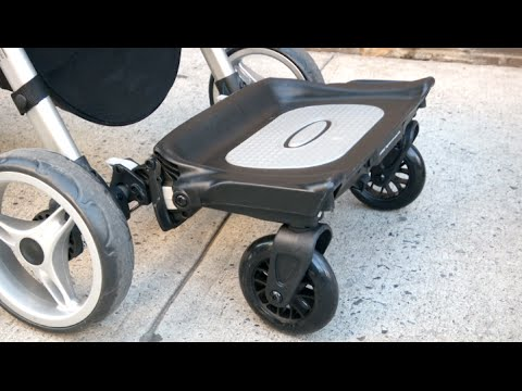 Glider Board From Baby Jogger Youtube