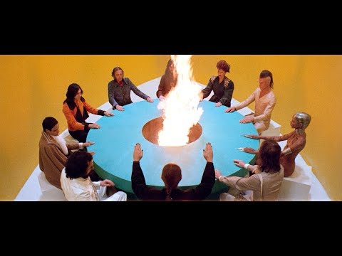 The Holy Mountain (Official Trailer)- Alejandro Jodorowsky