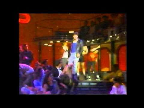 Beastie Boys on American Bandstand-1987 Old School