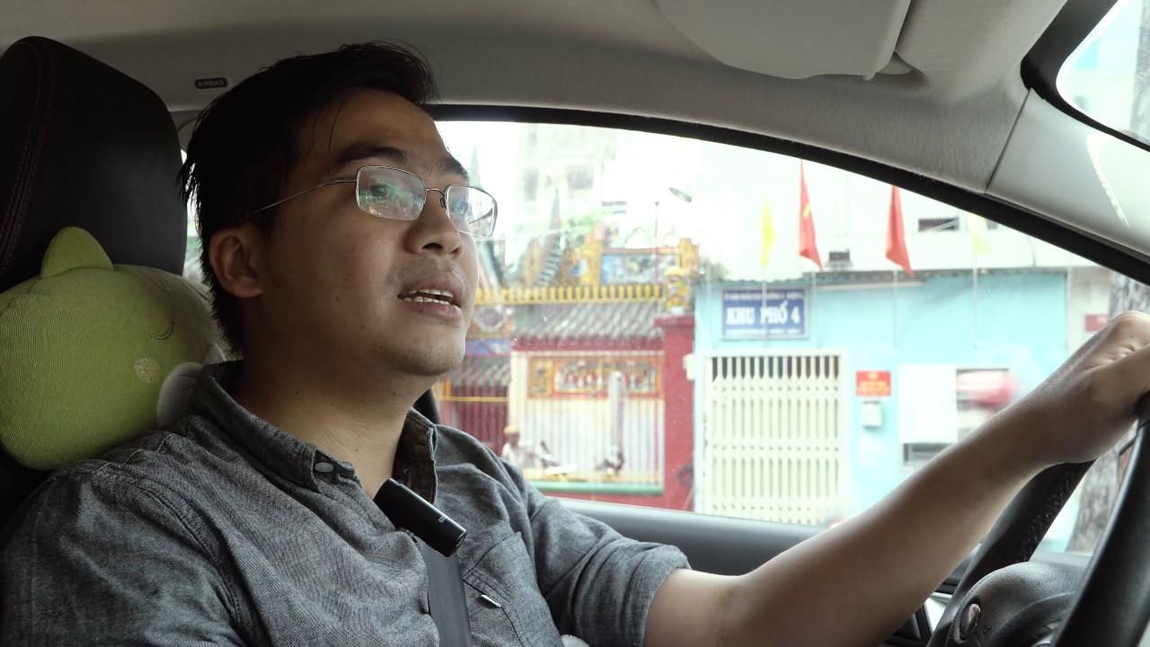 Trên tay máy lọc không khí xe hơi Xiaomi