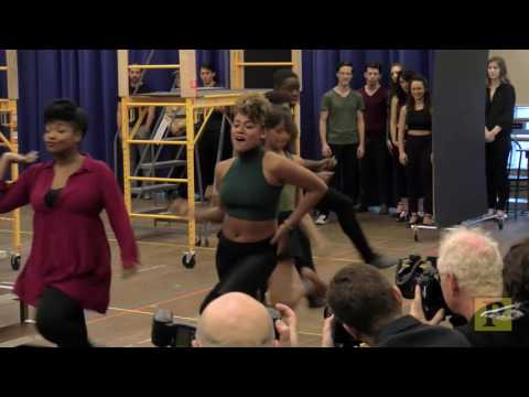 Broadway-Bound A Bronx Tale Gives First Look at New Leads Ariana DeBose and Bobby Conte Thornton