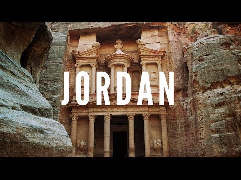 JORDAN Travel Guide, Top 5 Tourist Attractions that you must visit !!!