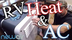 NewAir  Portable Air Conditioner/Heater  Review, The Depreys Are Super Impressed!