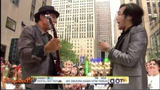 HD Journey Arnel Pineda Anyway You Want It NBC Today Show 7 29 11
