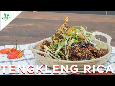 Resep Tengkleng Rica