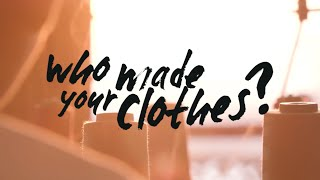I made your clothes, by Radha's Tribe