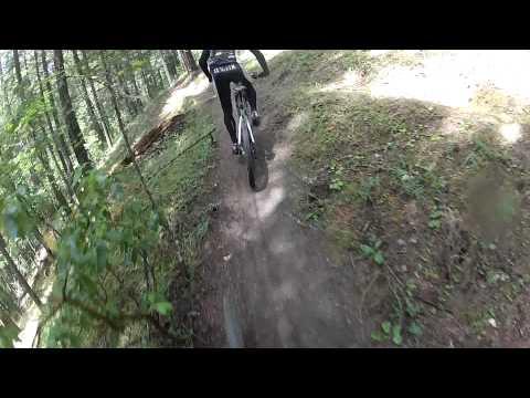 Jabberwocky trail, Ashland Oregon