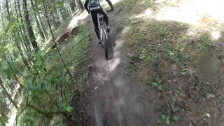 Jabberwocky trail, Ashland Oregon