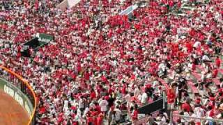 広島市民球場試合前1-9