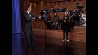 melissa mccarthy lip synced very hard to dmx s x gon give it to ya on the tonight show