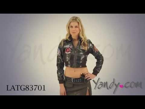Womens Maverick Top Gun Costume Youtube