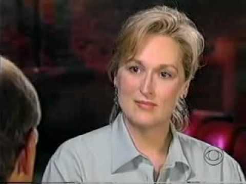Rare Meryl Streep  1998
