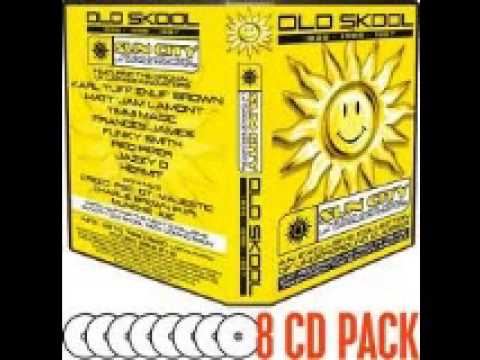 OLD SKOOL GARAGE MIX SUNCITY PIED PIPER SIDE 1/2