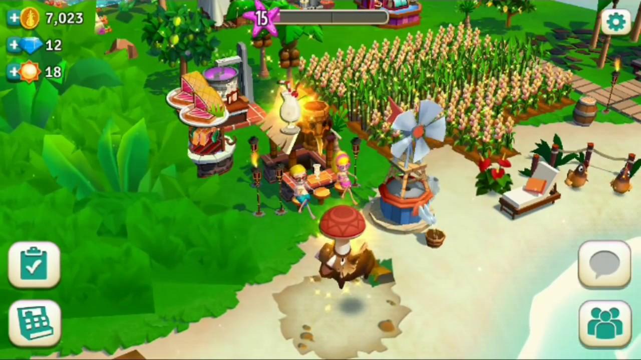 trucchi gratis farmville tropic escape