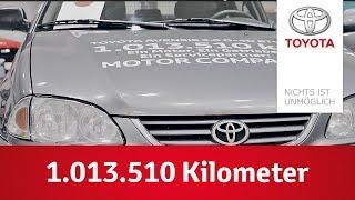 Toyota Avensis mit 1.013.510 KM | Kilometerkönige des High Mileage Clubs