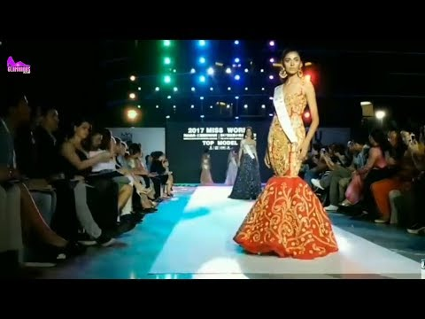 Nikita Chandak becomes Miss World 2017 Top 40 Model (|| Gicon News