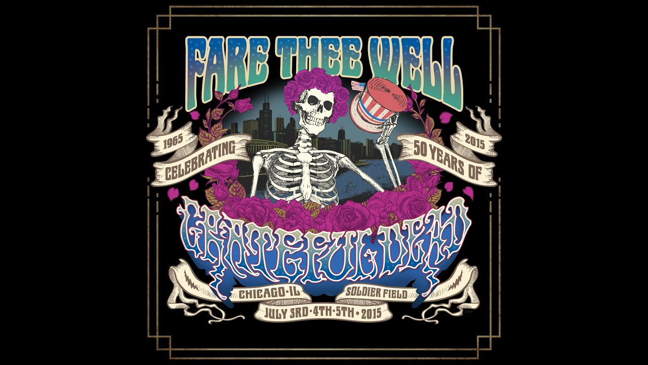 grateful dead last concert posters youtube