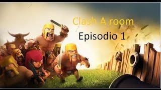 Primer Capitulo De Serie Clash ♒A room :D