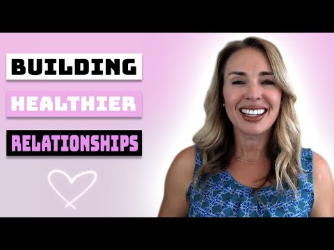 Healthy Relationships vs Codependent Relationships (ft. Healthy Boundaries)