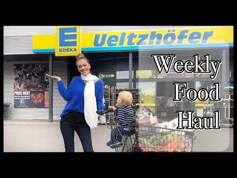 Our Weekly Food Haul 🥑  | Sara Dzodzo