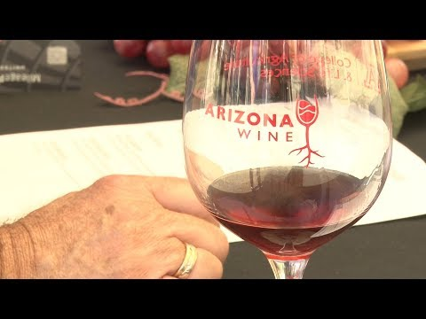 BorderVines: Arizona's Environment For Wine By: Amanda Mason