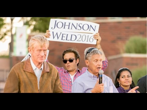 Libertarian Party 'upset' about Bill Weld's comments - FishTank