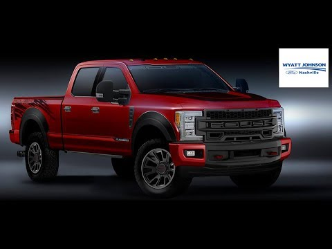 2018 ford f250 diesel. simple diesel the all new 2018 roush f250  first look wyatt johnson ford to ford f250 diesel