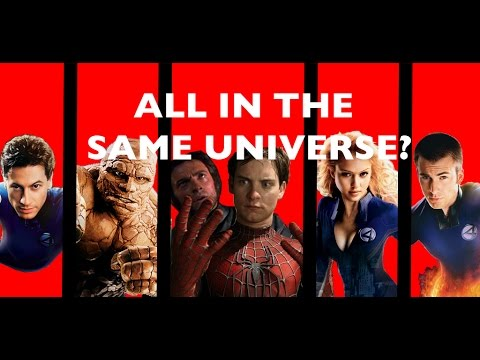 Marvel's First Cinematic Universe? - 동영상