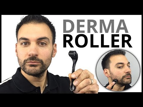 Derma Roller - Patchy Beard Growth Solution?