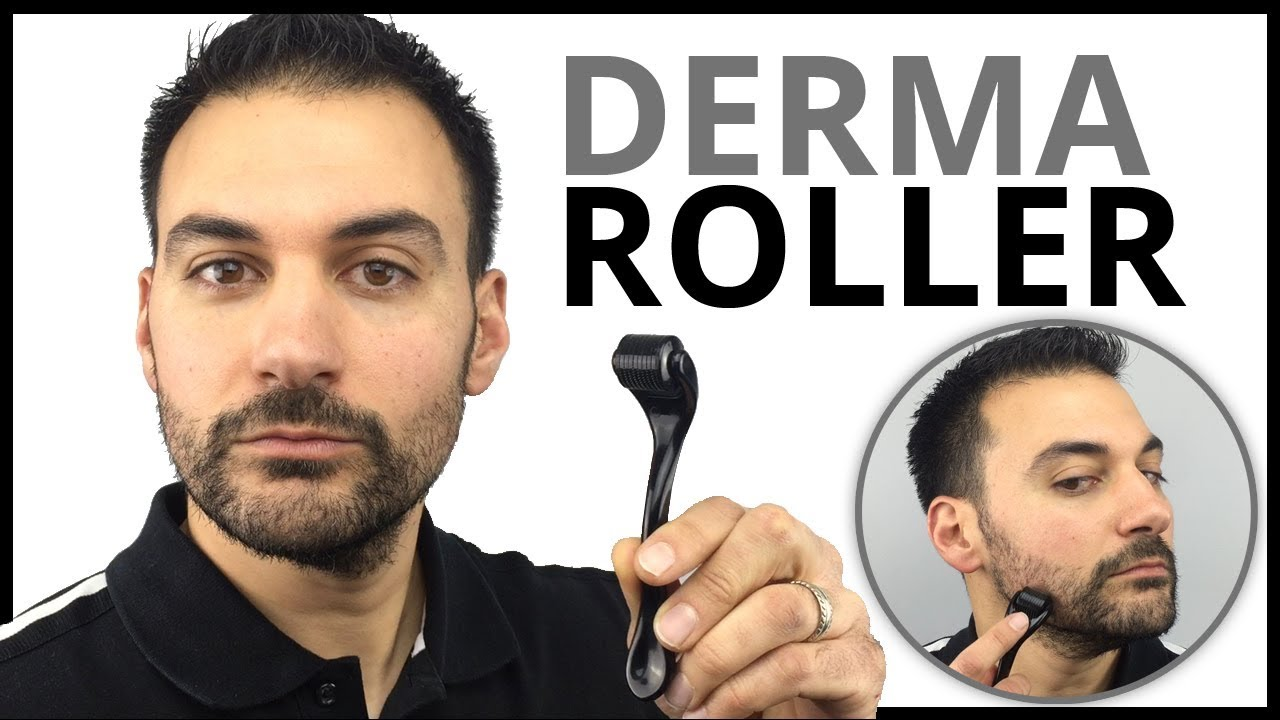 Derma Roller Patchy Beard Growth Solution Youtube