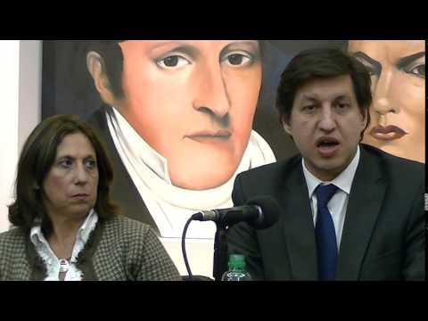 Lic Fernando Peirano Sub Sec Politicas en ciencias del Ministerio de Ciencia y Tecnologia