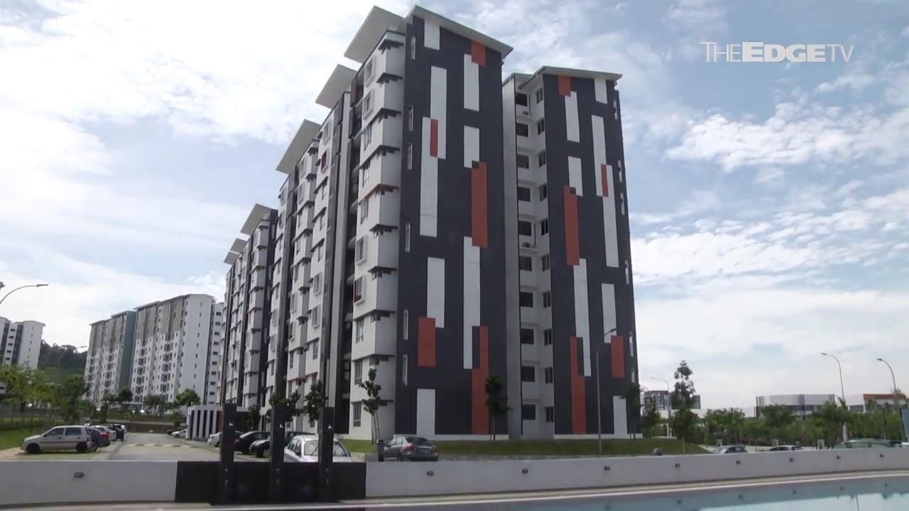 The Edge Malaysia Affordable Urban Housing Excellence Award 2017 Seri Kasturi Apartment