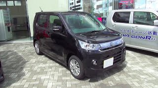2014 New SUZUKI WAGON R STINGRAY X - Exterior & Interior