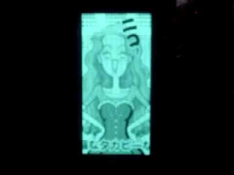 Noritake itron VFD: Custom Module | Design Anime
