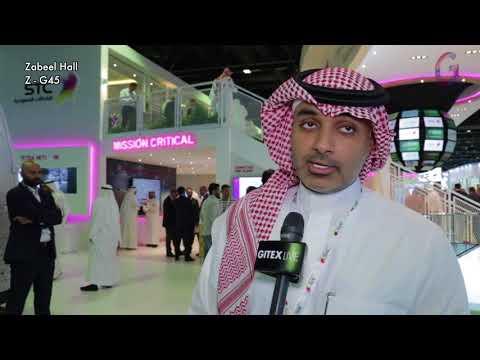 STC's Riyadh S. Muawad talks to GITEX Live
