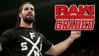WWE Raw: GRADED (10 December) | Seth Rollins SHOOTS, Brother